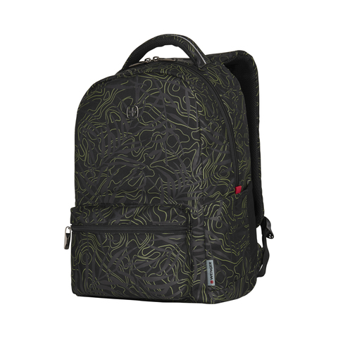 Городской рюкзак Colleague чёрный (22л) WENGER 606466