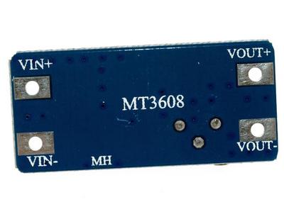 Повышающий DC-DС преобразователь MT3608