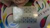 Фольга для дизайна ногтей цвет серебро 22 купить за 120руб
