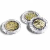 345033 CAPSP27 Премиум круглые капсулы ULTRA (без бортика) для монет диаметром 27 mm