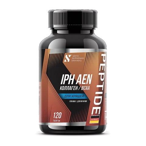 STL BCAA Collagen IPH AEN с пептидами хрящей для мужчин