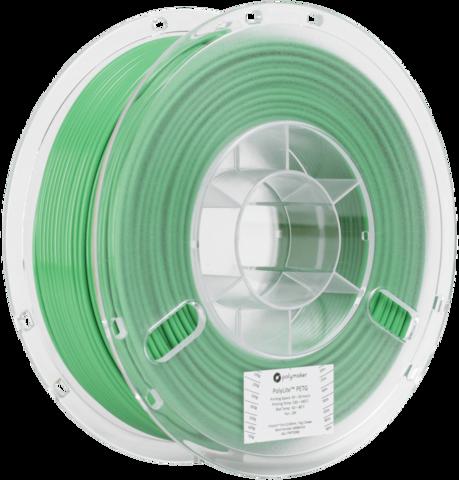 PolyMaker PolyLite PETG, 1.75 мм, 1 кг, Зеленый