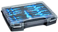 Набор пробойников круглых отверстий 2-22 мм в i-BOXX® 72, 18 шт. | Gedoretools.ru
