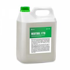 Профхим д/пищ.произв нейтрал моющ конц. пенн д/алюм Grass/NEUTRAL F70, 5л