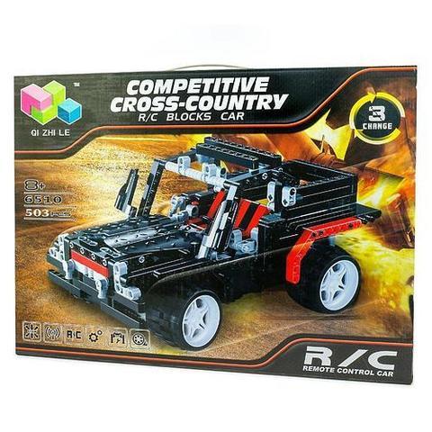 Техник 6510 Радиоуправляемый Blocks 3в1, 503 дет Конструктор