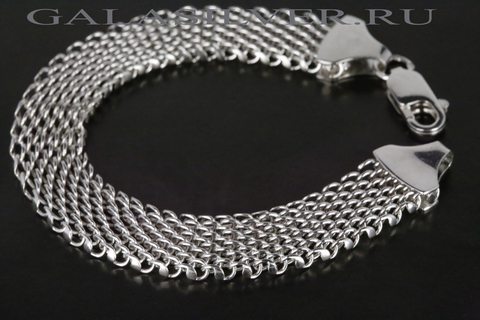 Браслет из серебра 925