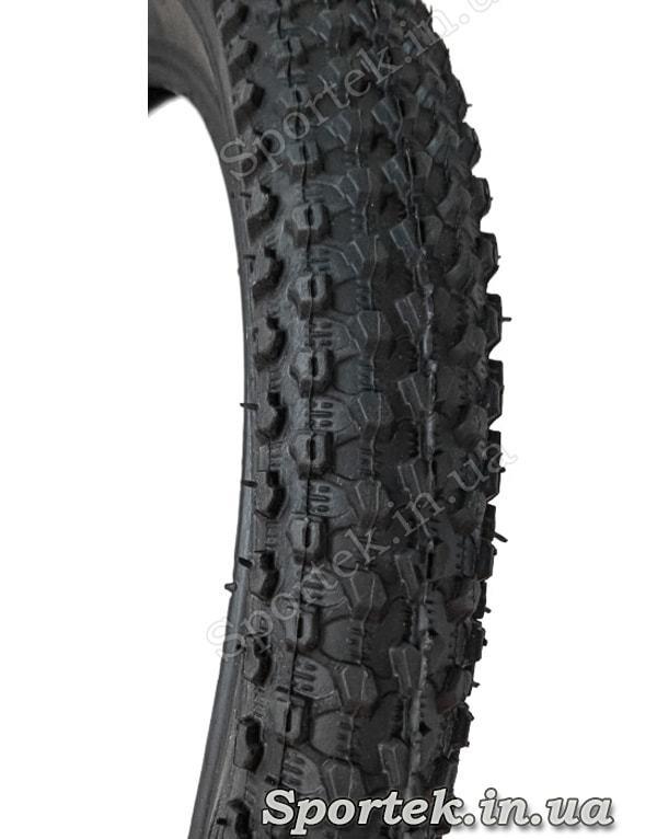Покрышка на детский велосипед 16 х 2.125 дюйма (57-305 ISO) - протектор