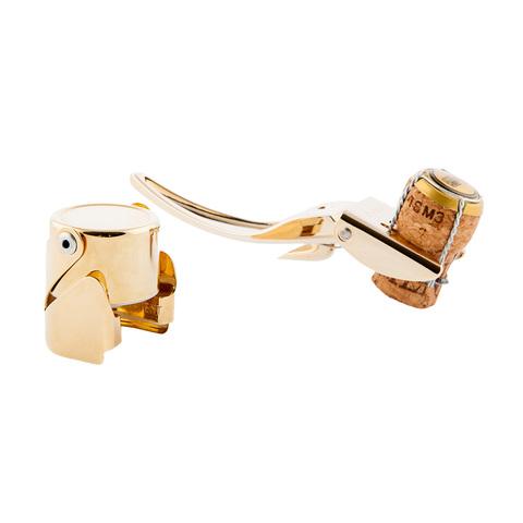 Набор для шампанского Brut золотой