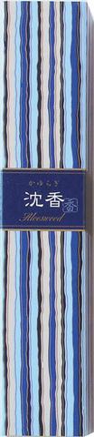Японские благовония KAY Aloeswood 40 шт