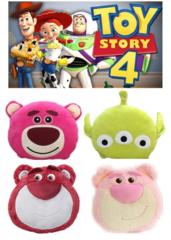 История игрушек подушки в ассортименте