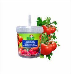 Комплексное гранулированное удобрение для томатов и овощей Etisso 1 кг