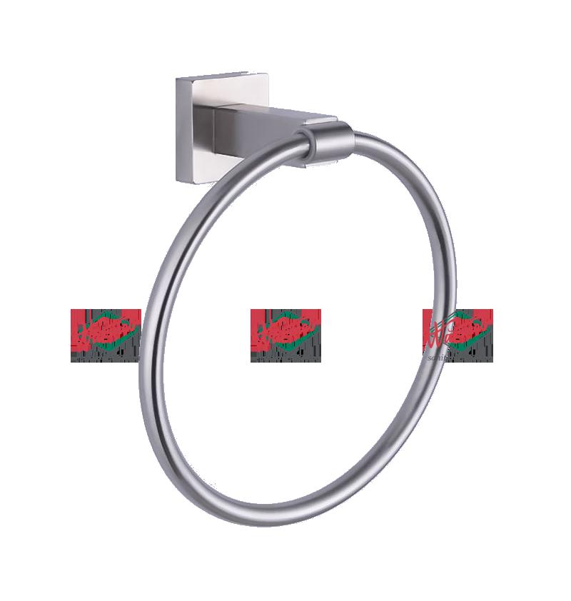 Аксессуары Кольцо для полотенец Warmer Brushed Chrome Line 250015 Кольцо.png