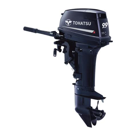 Лодочный мотор Tohatsu M 9.9 D2 S