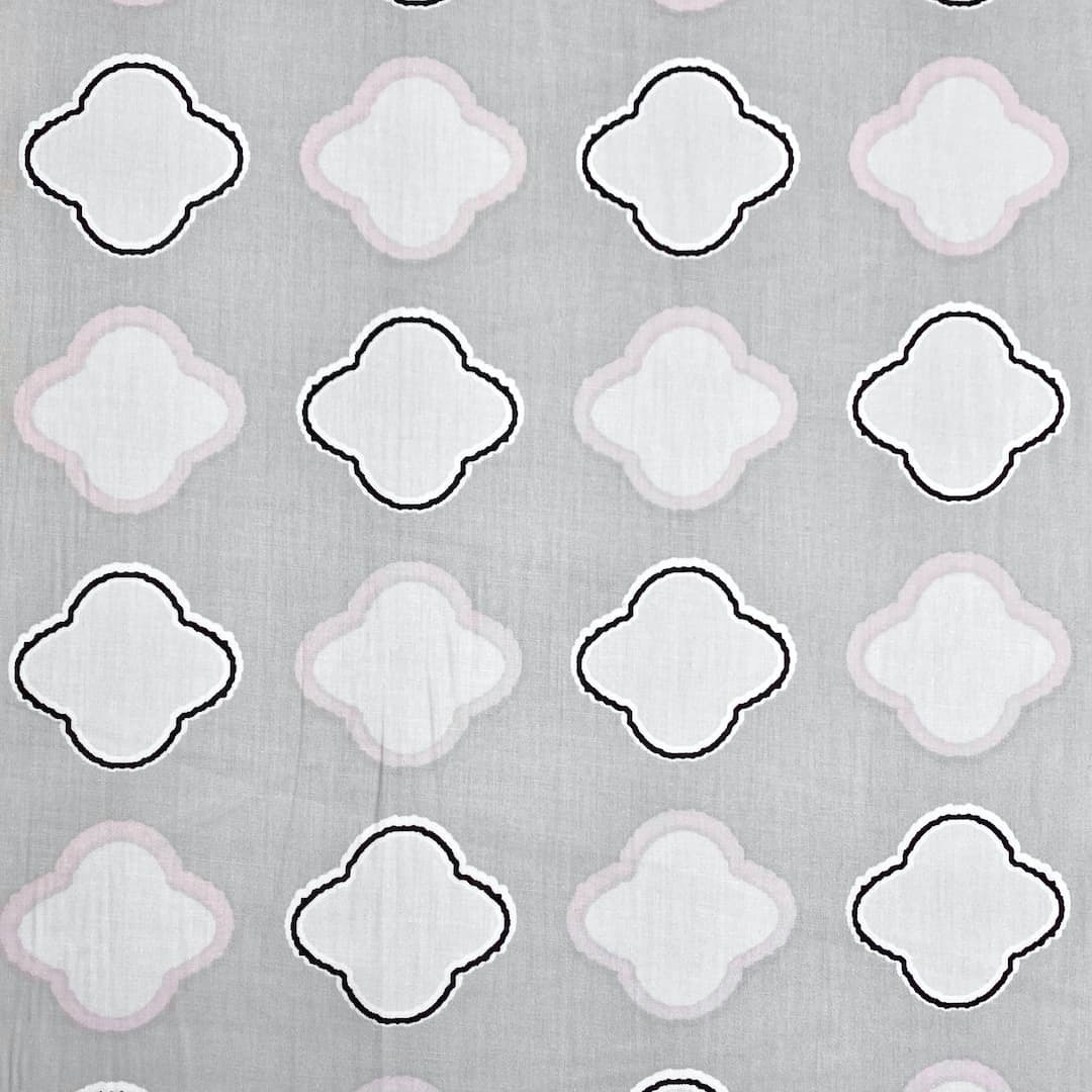 САТИН КОТИКИ - Детская простыня без резинки 110х150