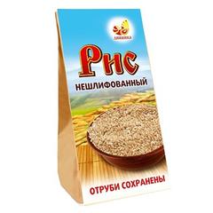 Рис нешлифованный, Дивинка, 500 г