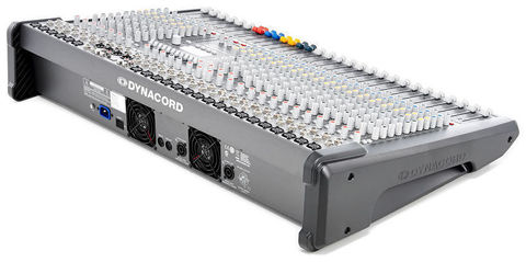 Аналоговые с усилителем Dynacord PowerMate 2200-3