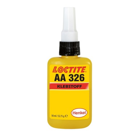 LOCTITE AA 326 50ML Клей конструкционный акриловый активаторной полимеризации