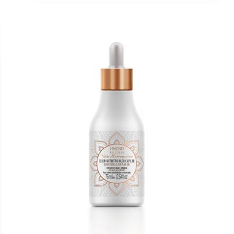 Amend Питательное масло-эликсир для сухих волос с марокканскими маслами  /Millenar Óleos Marroquinos Elixir Hair Oil 75 мл