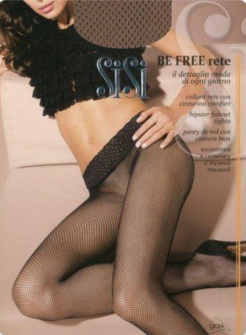 Be Free Rete SiSi колготки