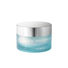 Крем KLAVUU Blue Pearlsation One Day 8 Cups Marine Collagen Aqua Cream 50ml