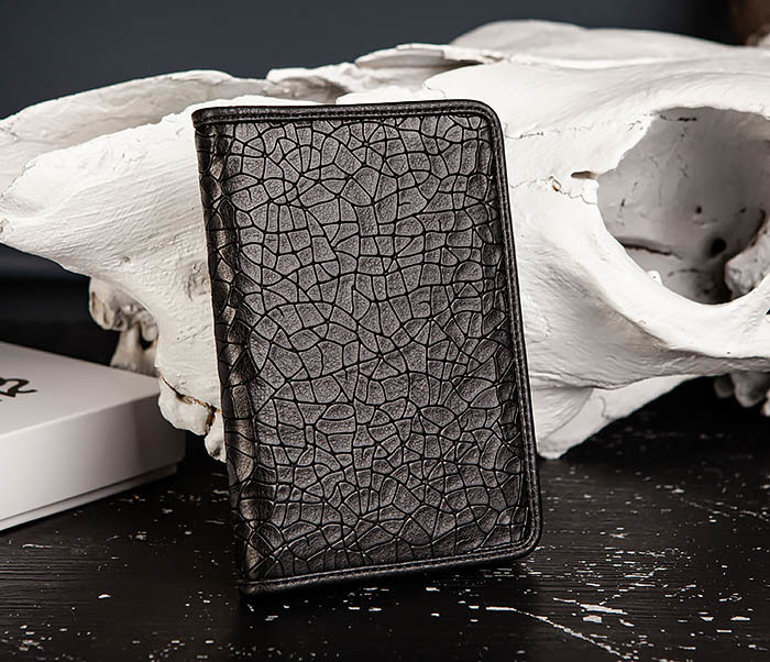 BC216-4 Обложка из кожи «Onyx» для паспорта и карт фото 03