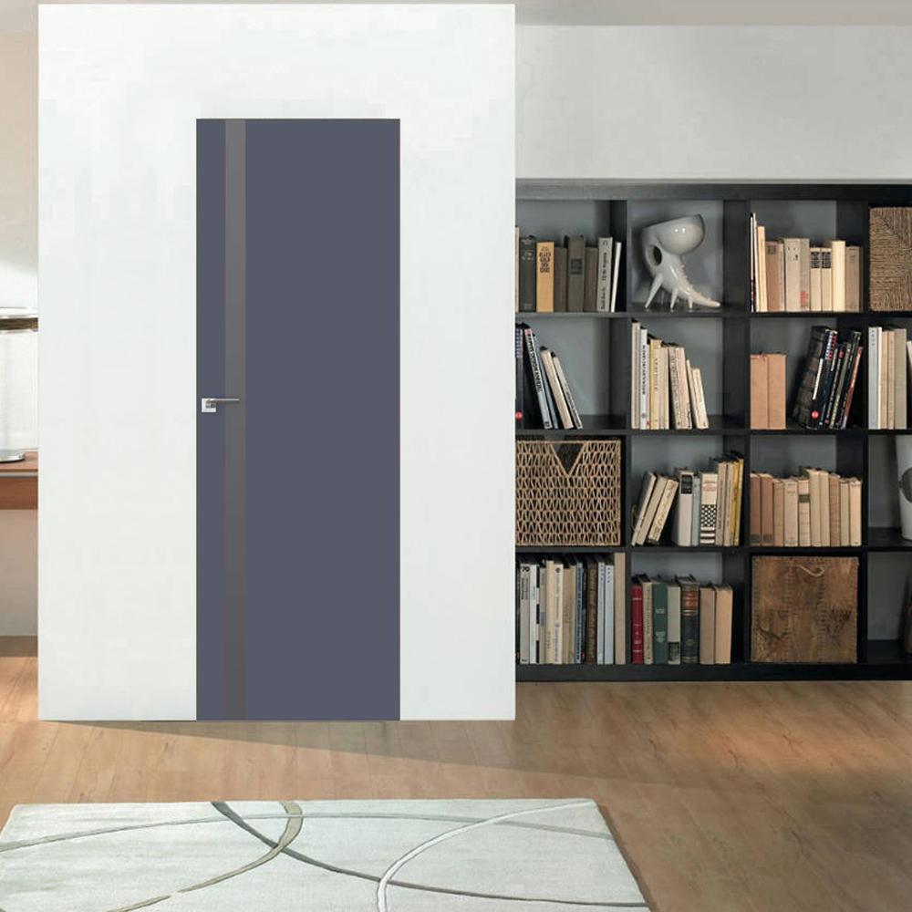 Скрытые двери Скрытая межкомнатная дверь Profil Doors 6E антрацит с алюминиевой кромкой и внешним открыванием sd-6e-antracit-serebro-dvertsov.jpg