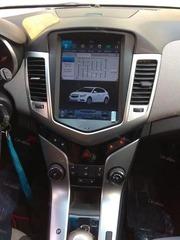 Штатная магнитола Chevrolet Cruze 2008 - 2012 Android 9.0 4/32GB IPS DSP Tesla модель CB3147PX6