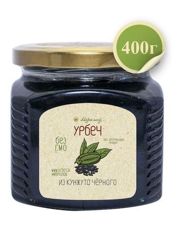 Урбеч из кунжута черного, 230 / 400 г