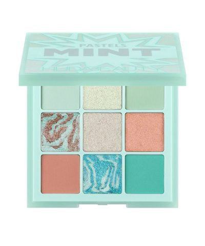 Huda Beauty Mint Obsessions Palette
