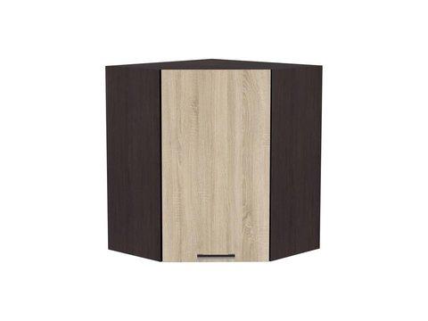 Шкаф верхний угловой Брауни ШВУ 590
