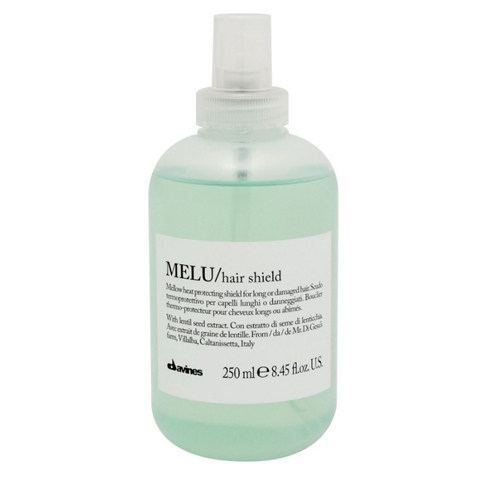 Davines Essential Haircare MELU: Термозащитный несмываемый спрей против повреждения волос (Melu Hair Shield)
