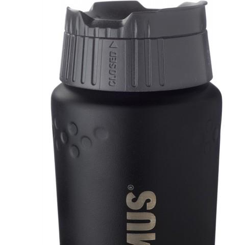 Картинка термостакан Primus Trailbreak Vacuum Mug 0.35L Black - 2