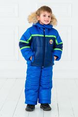 Зимний комбинезон-костюм Everest голубой