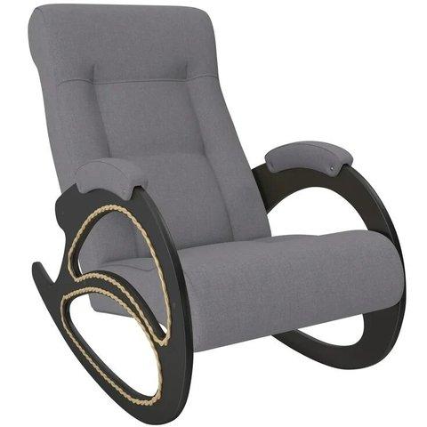 Кресло-качалка Комфорт Модель 4 венге/Montana 804