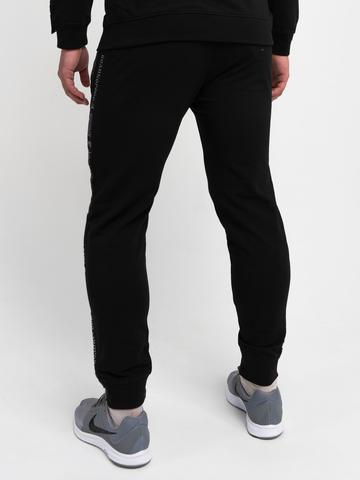 Спортивный костюм «Великоросс» чёрного цвета