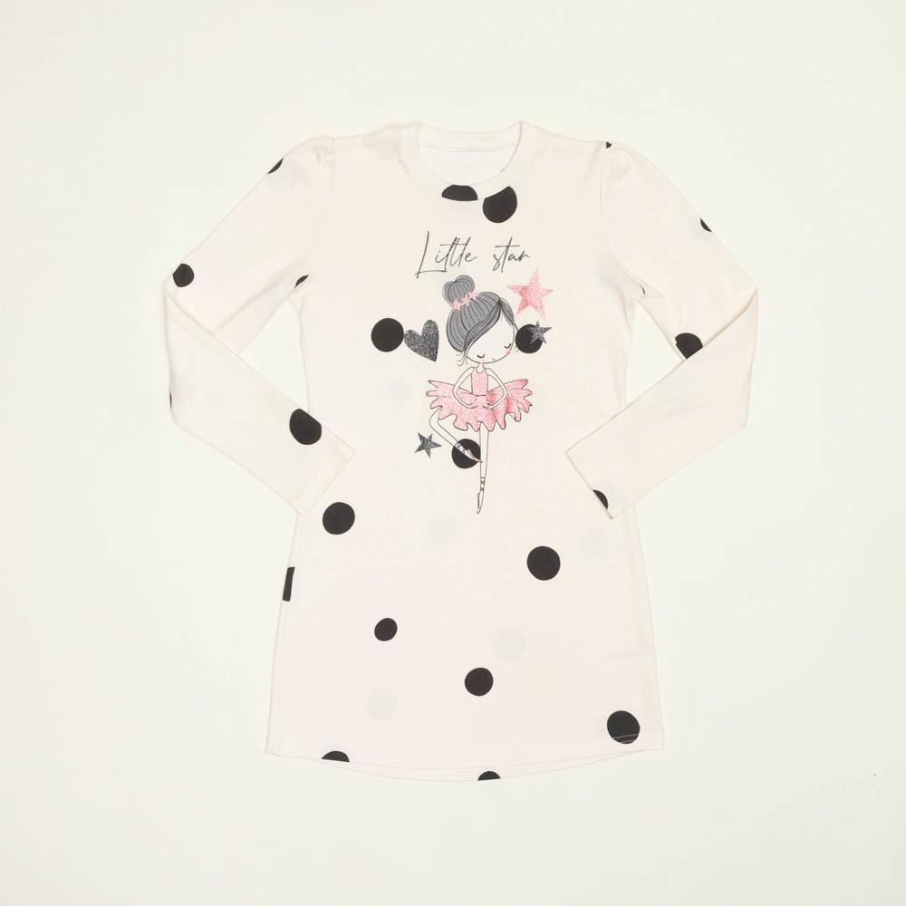 Детская женская ночная сорочка E21K-84X101
