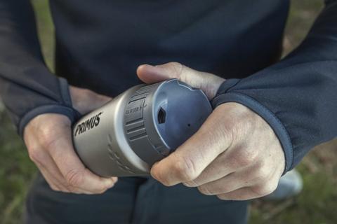 Картинка термостакан Primus Trailbreak Vacuum Mug 0.35L Black - 3
