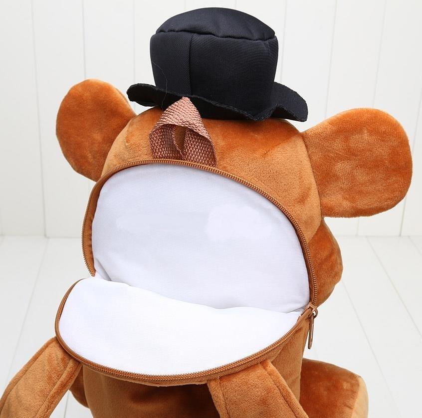 Пять ночей с Фредди мягкий рюкзак игрушка 50 см — FNAF backpack
