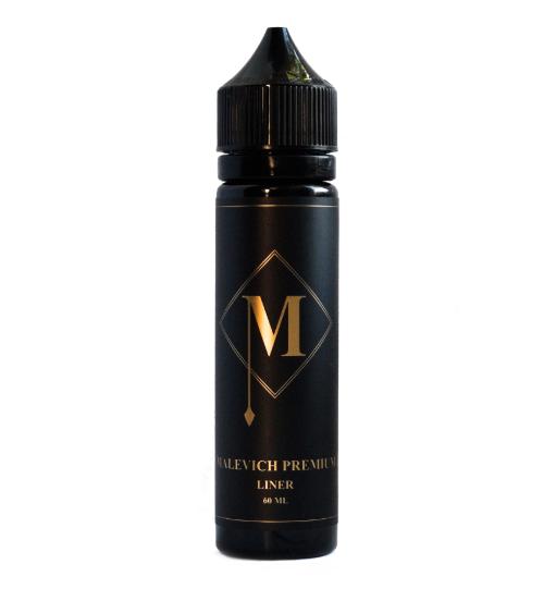 Malevich Premium Liner 60 мл черная краска