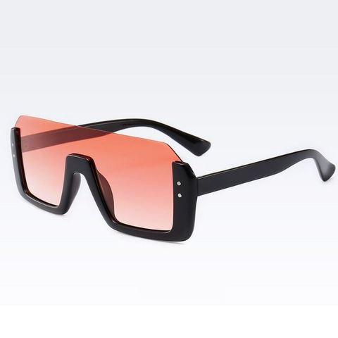 Солнцезащитные очки 8541003s Оранжевый - фото