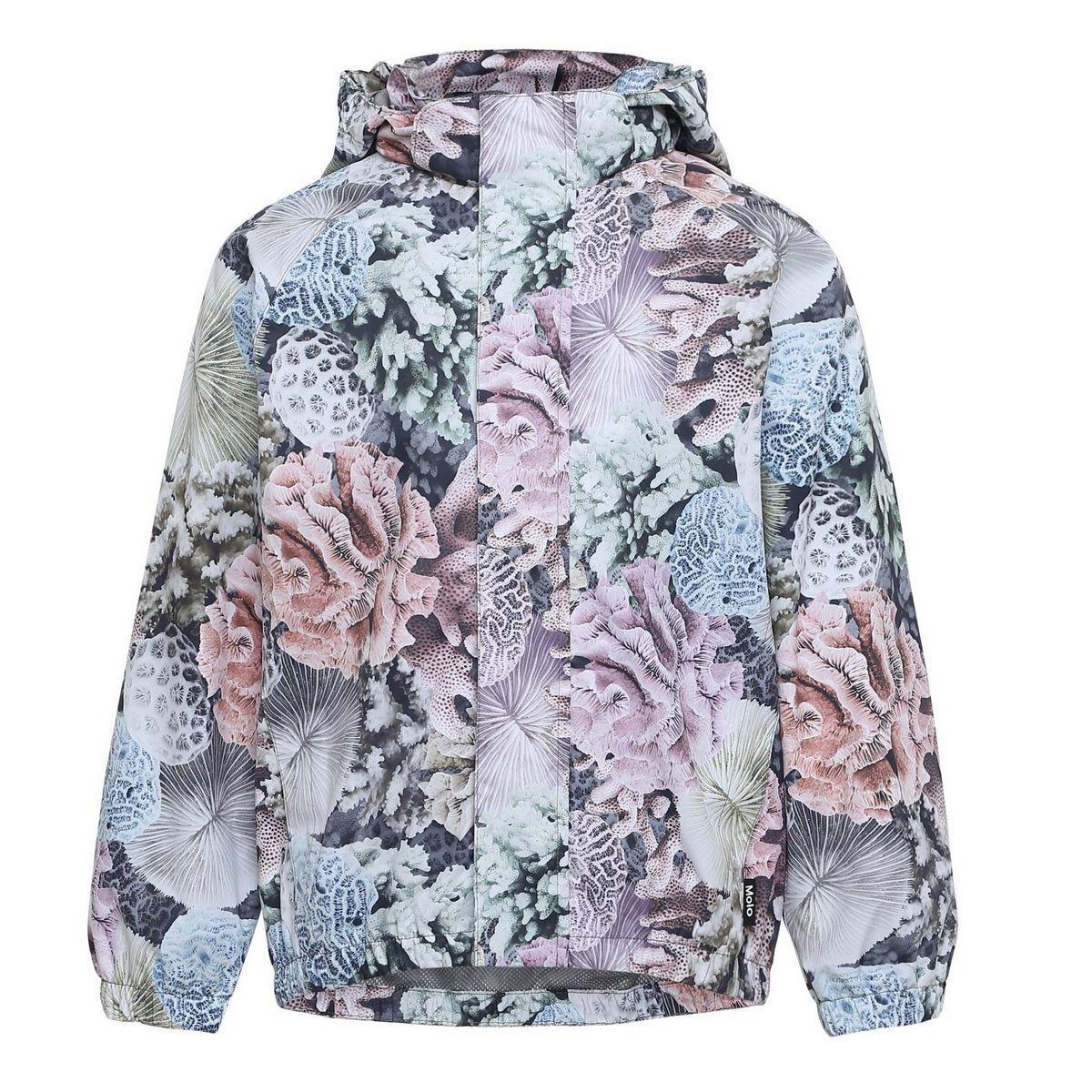 Куртка Molo Waiton Pastel Corals