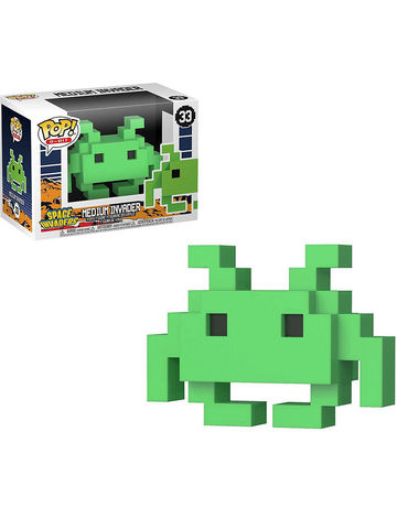 Фигурка Funko POP! Vinyl: 8 Bit:Retro S2: Space Invaders: MD Invader 32454