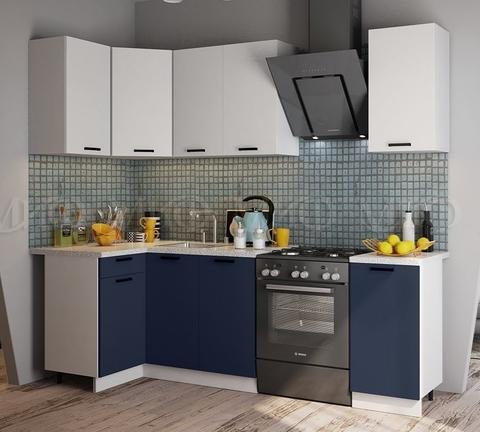 Кухня Угловая Техно NEW 1,1-1,8 м №7