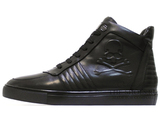 Кеды Мужские Philipp Plein Hi-Top Colection Classic Leather (с Мехом)