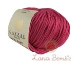 Пряжа Gazzal Baby Cotton XL 3415 малина