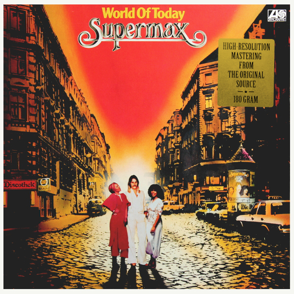 Supermax / World Of Today (Exclusive In Russia)(LP)