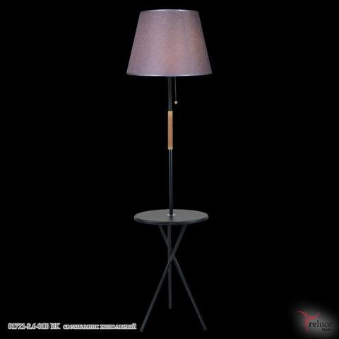 01721-2.6-01B BK светильник напольный