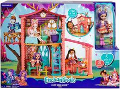 Дом Enchantimals с Данесса Ди