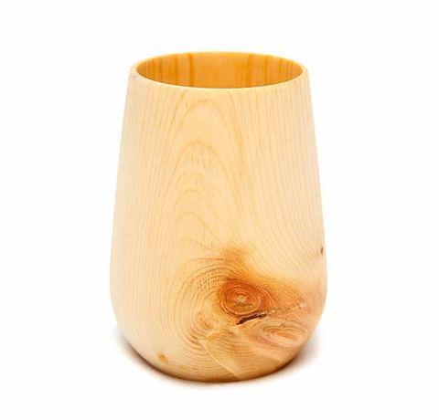 Стакан из дерева «Кедр»