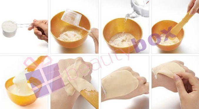 Лопатка для размешивания маски Anskin Spatula